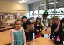 Karneval bei den Schnecken