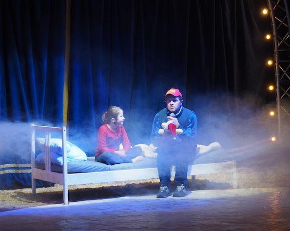 Schuljahr 2016/2017 – Zirkus Haselli Tag 6